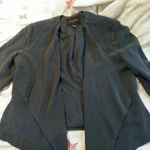 Banana republic blazer size 12